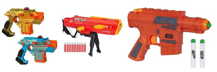 Best Nerf Guns for Toddlers